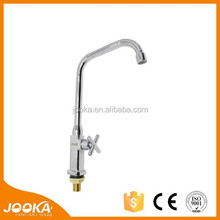 2014 single handle contemporary single hole fancy sink faucets for kitchen