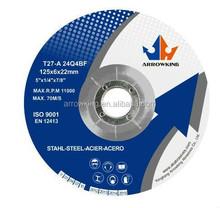 125x6 grinding wheel for metal