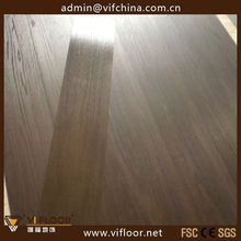 Recycled PVC Garage Tile Flooring With Wood Texture Design