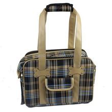 Portable Soft-sided Pet carrier Dog bag pet bag Hot sale with Rivet