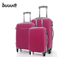 BUBULE 2015 travel luggage trolly bags travel bag 2016 cheap luggage bags