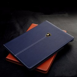 XunDi ultrathin Customize leather case with card slot for iPad mini 2