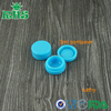 Health food non stick small pop-top shiny surface custom small disposable bho silicone container