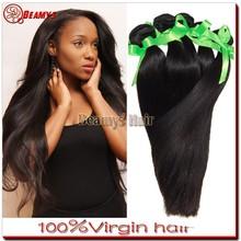 Good quality wholesale human hair, full cuticle virgin the noble hair