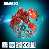 kawasaki F3V140DT Swash plate type axial piston pump for excavator Dooshan / Volvo / Hyundai