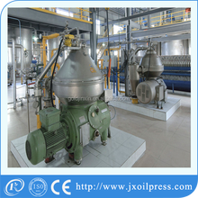Cooking oil crude oil refinery for sale