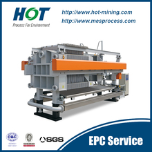 China Suppliers Automatic Dewatering Membrane Filter Press For Coal