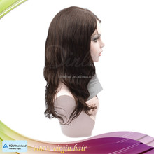 Very soft and smooth virgin Chinese hair natural curl Jewish wig Kosher wig