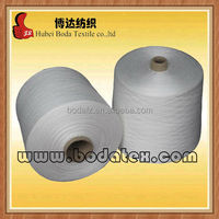 100% polyester yarn spun for fabric ,16s/1 21s/ 32s/1 Ring Spun Polyester Yarn For Knitting Socks From China