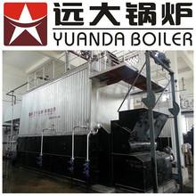 biomass fuel fired boiler, sawdust fired boiler, solid fuel boiler