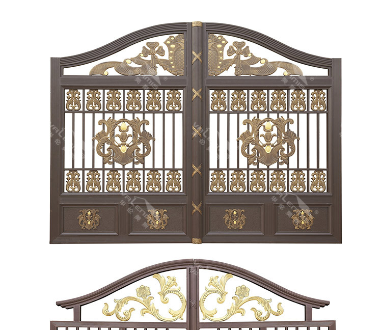 2015 new latest aluminum gate designs buy filming amine for Door design latest 2015