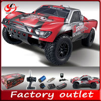 Chenghai Huanqi 727 1/8 4WD RTR Electric Powered RC rally car trucks for sale (30km/h)
