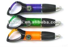 2014 Multi-Functional Promotional Mini Carabiner Compass Ball Pen