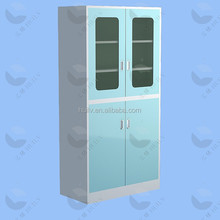 High quality factory price lab storage cabinet with drawer