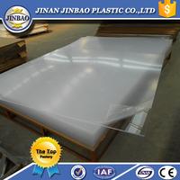 unbreakable decorative sheet china supplies plastic acrylic