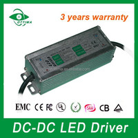 constant current waterproof dc 12 volt led driver with input voltage 12 volts