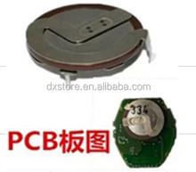 VL2020 Panasonic rechargable battery for car key rechargeable battery for