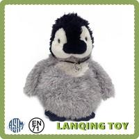 Lovely Soft Custom Stuffed Animal Plush Penguin Toy