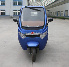 3 wheel electric bicycle for passengers