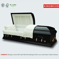 DOMINION wooden coffin wholesale china products