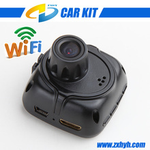 2014 New WIFI Car Black Box, Virtual 1080P Night Vision hd car dvr i1000 dual camera