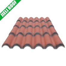 Flat Shingle Roof Tile
