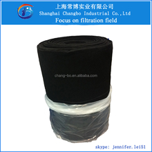 1000 medicine used activated carbon filter Media/roll material