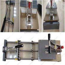 Manual de máquina de kebab espeto