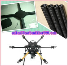 China Factory RC 100% Carbon Tubes/Rods/Strips