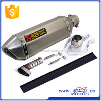 SCL-2015110042 Stainless Steel Motorcycle Modified Muffler