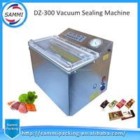 DZ-300 Desktop Food Vacuum Sealing Machinery , Vacuum Packer