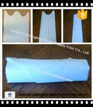 HDPE &LDPE PLASTIC biodegradable star sealed garbage bag,china manufacturing