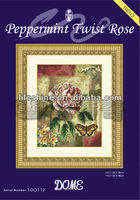 high quality hand made fabric wall hangings for cross stitch