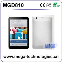 android 4.2.2 skype download 7 inch tablet pc with miniusb port via8880 dual core tablet pc