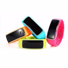 D3 best quality mobile phone sports health bracelet phone watch smart watch- oled bluetooth functioning system