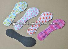 Memory foam insole for lady high heel