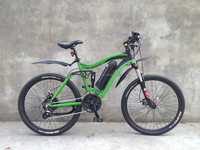2015 New Model High Quality MTB Type Electric Bike (HJ-M08 )