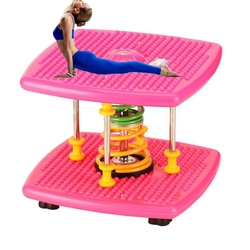 2015 hot selling product new healthy equipment exercising machine dance stepper indoor fitness equipment