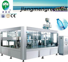 new technology automatic small carbonated drinking filling machine cost /drinks making machine/production line