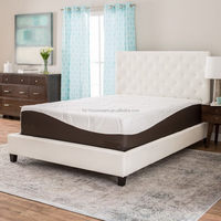 2015 unique style professional sure temp memory foam mattress