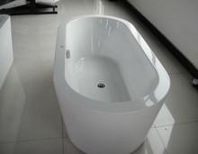 one piece bathtub free standing bathtubs popular oval seamless acrylic bathtub