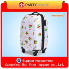 PC-08121 maletas baratas ABS en varios colores en 20'' 24'' 28''
