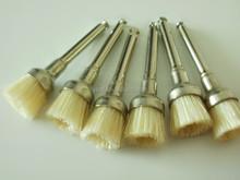 dental prophy brush bristle bowl type polishing brush new brand