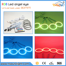 Newsun 2015 New products 90mm 33 5050 SMD car led halo ring light angel eyes