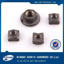 China supplier high quality chian price male and female weld brass cage nut alibaba china