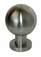 Modern european round shape stainless steel door knob
