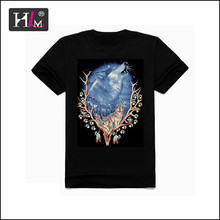 2015 New Style The United States screen printing t-shirt shops with individual design