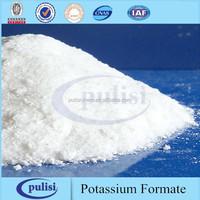 potassium formate, Formic acid potassium salt