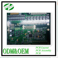 SMT/DIP Contract manufacturer pcb cnc milling machine
