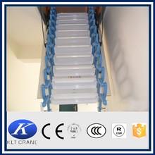 home use magnesium-titanium alloy retractable stairs